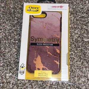 New Otterbox iPhone 7 Plus 8 plus case